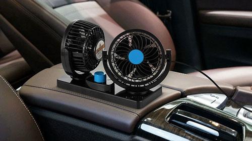 تهویه مطبوع و فن در خودرو