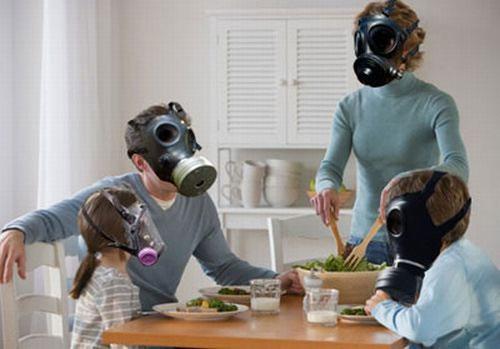 آلودگی هوا و سیستم تهویه مطبوع